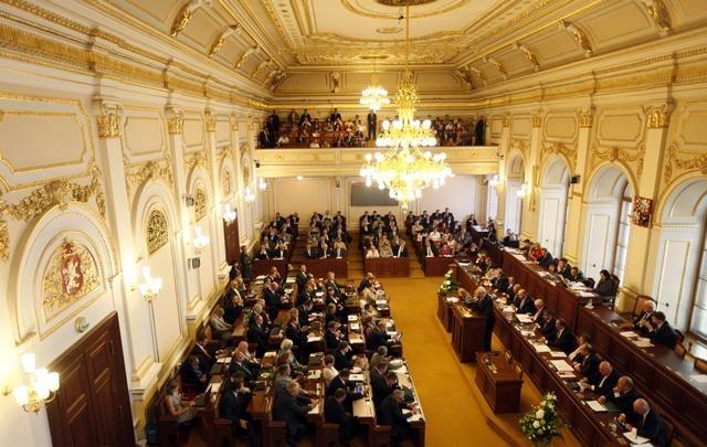 Czech Lower House