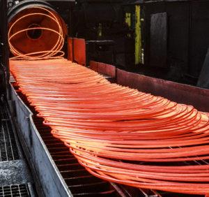 ArcelorMittal Ostrava Steel Production Line