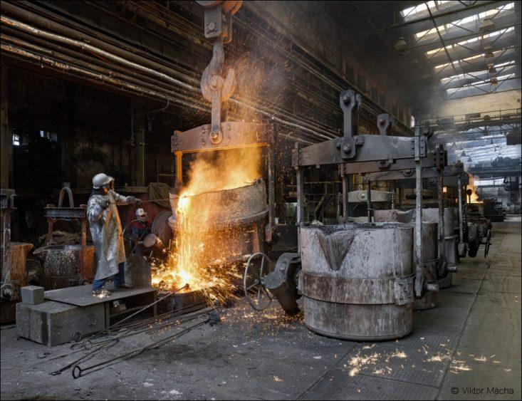 czech steel plant