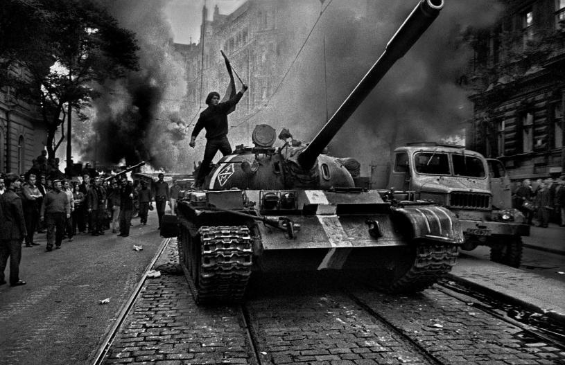 Warsaw Pact invasion of Czechoslovakia