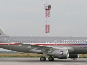 Czech Republic Air Force Airbus