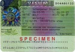 Czech Republic Schengen Visa