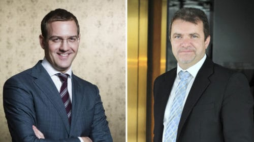 Daniel Kretinsky and Patrik Tkac increase shares in metro ag