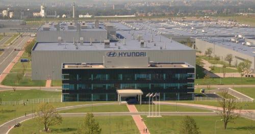 Hyundai Nosovice Plant
