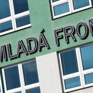Mladá fronta publishing house