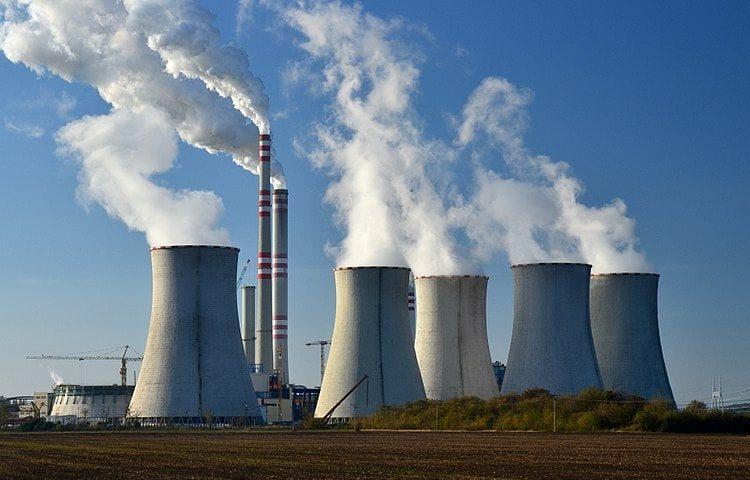 Pocerady Power Plant