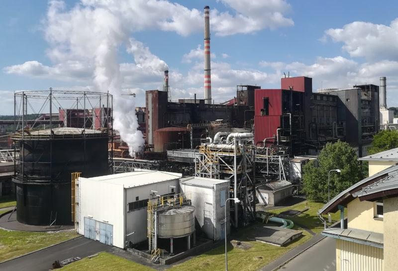 Sokolovská uhelná Vřesová Gas Plant