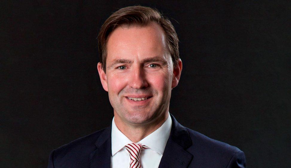 Skoda Auto Chairman Thomas Schaefer